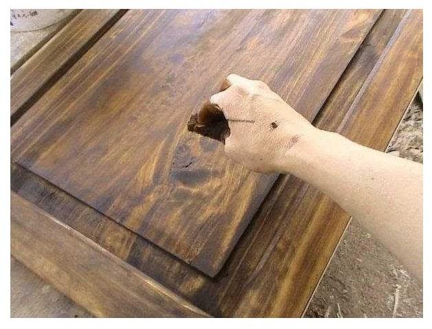 Nogalina extracto de nogal en escamas para barnizar - Tinte para madera ...
